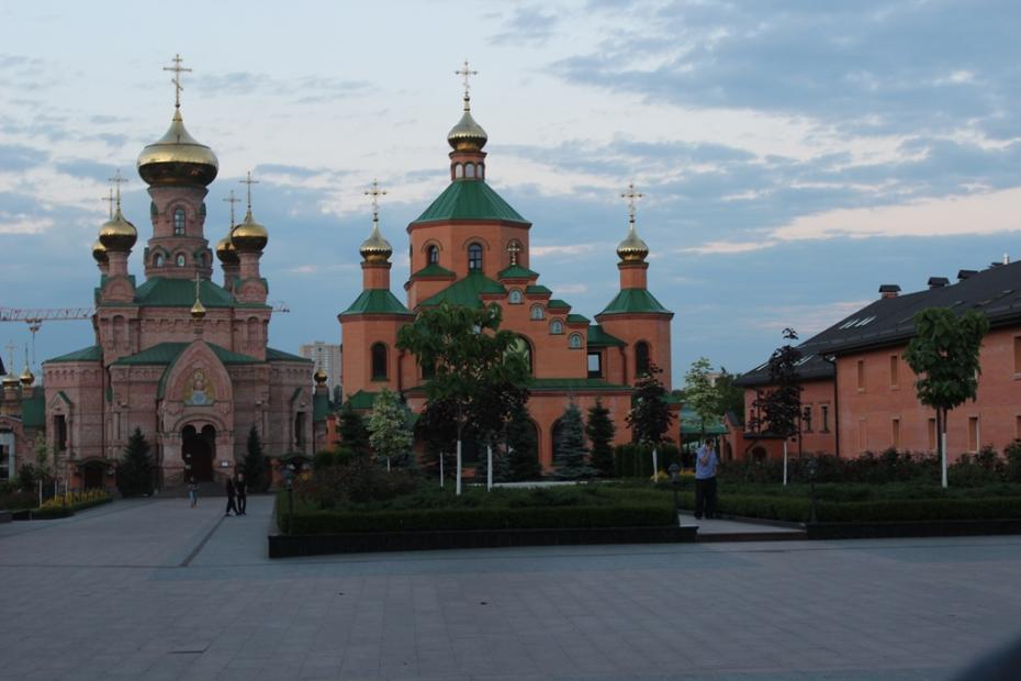 Mănăstirea Goloseevo
