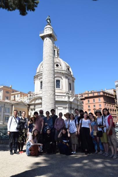 Forumul și Columna lui Traian