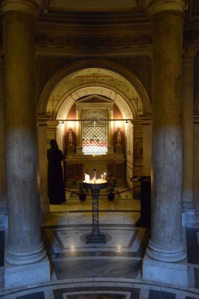 Biserica Sfinții 12 apostoli - Sfinții Apostoli Iacov și Filip