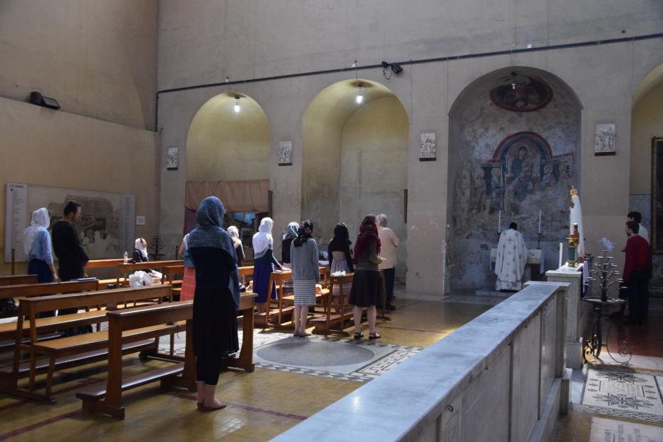 Basilica di Santa Balbina Allaventino