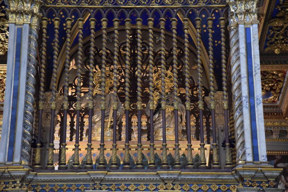 San Giovani in Laterano - Sfinții Apostoli Petru și Pavel