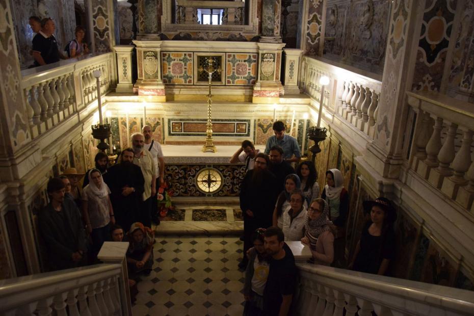 Salerno - Sfântul Apostol și Evaghelist Matei